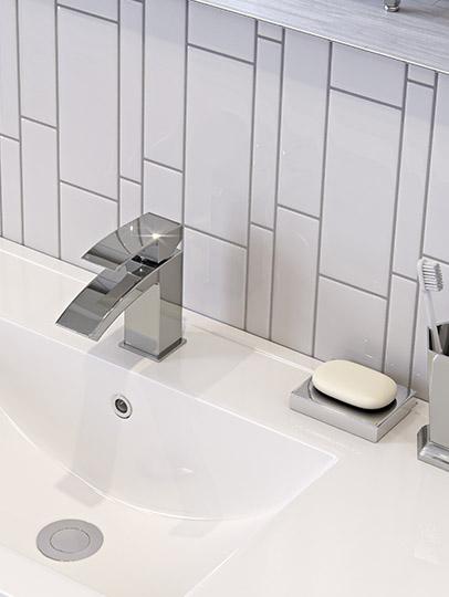 washbasin&tap for bathroom