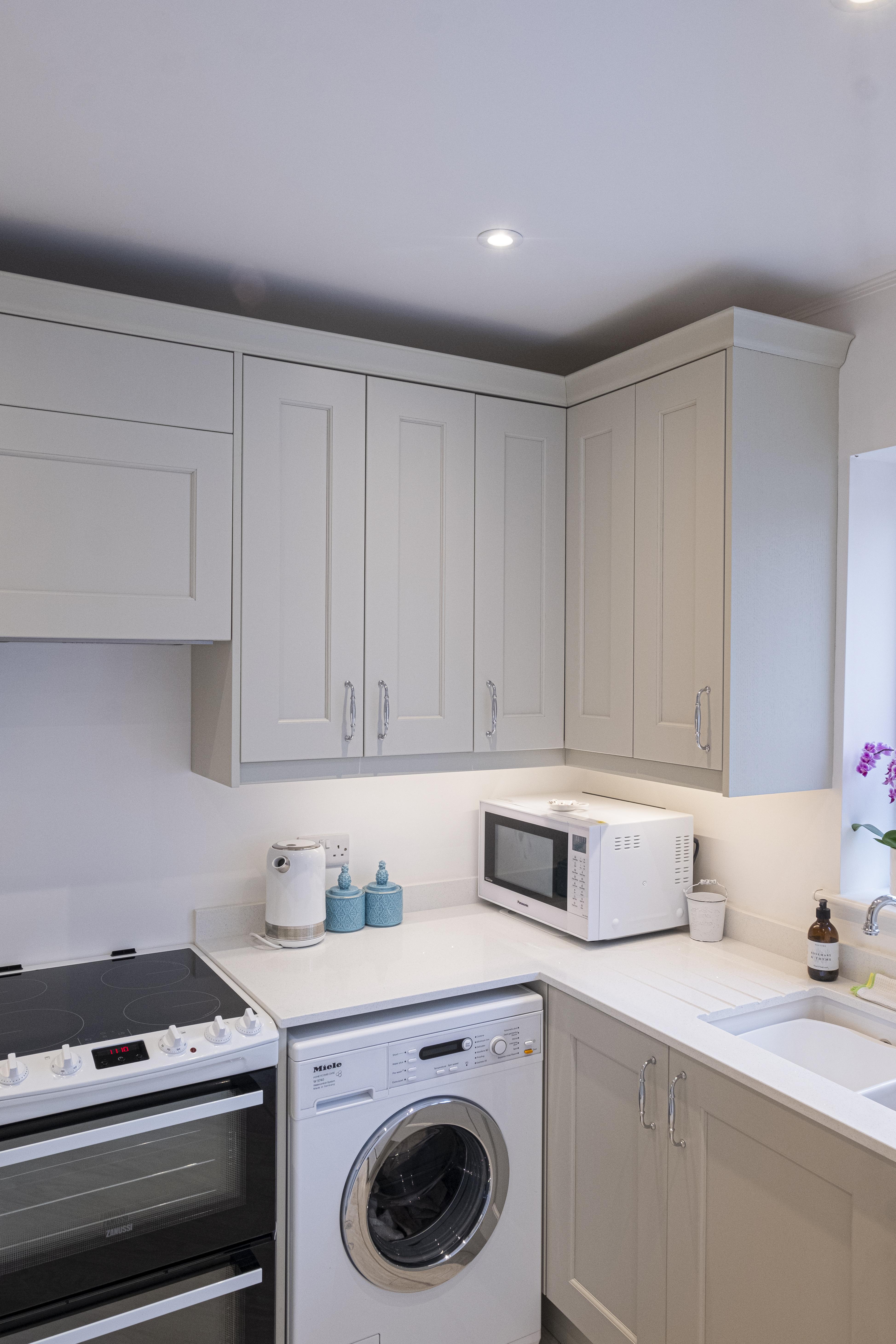 Mussel Shaker kitchen by Charmaine ULYATE | Raison Home UK - 2